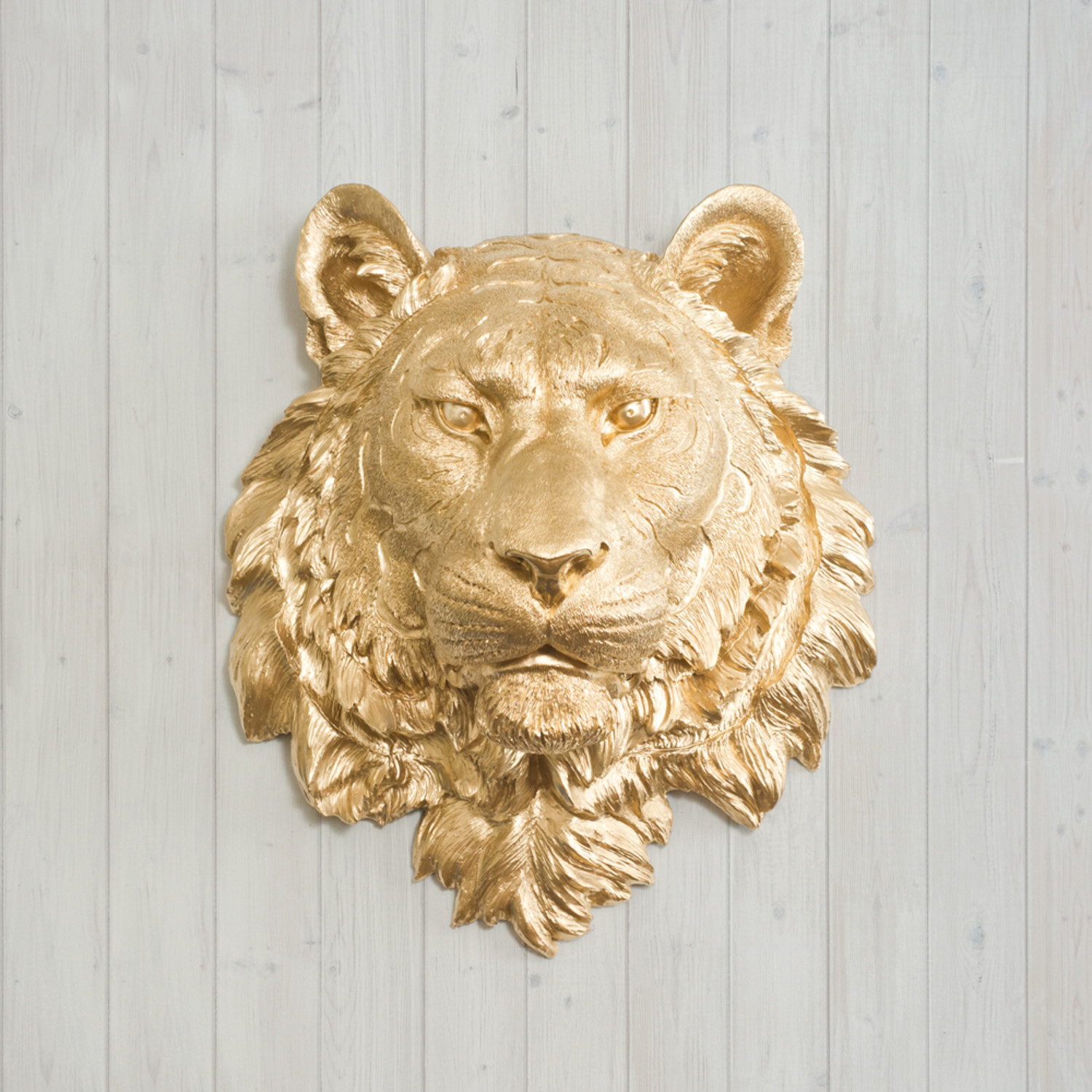 The Siberian Faux Large Tiger Head - Wall Charmers - Touch of Modern