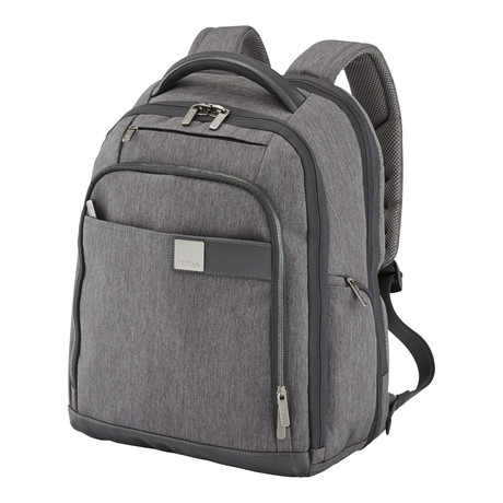 "Power Pack Backpack // 18"" // Grey"