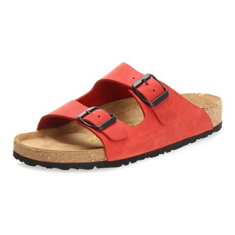 Bali Sandal // Red (Euro: 40)