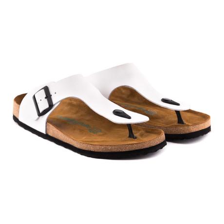 Maui Sandal // White (Euro: 40)