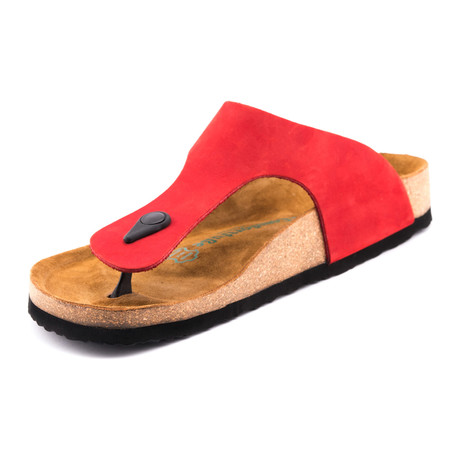 Maui Sandal // Red (Euro: 35)