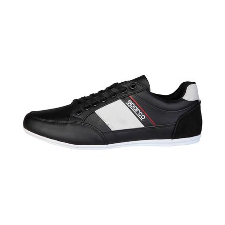 Cordoba Low-Top Sneaker // Black
