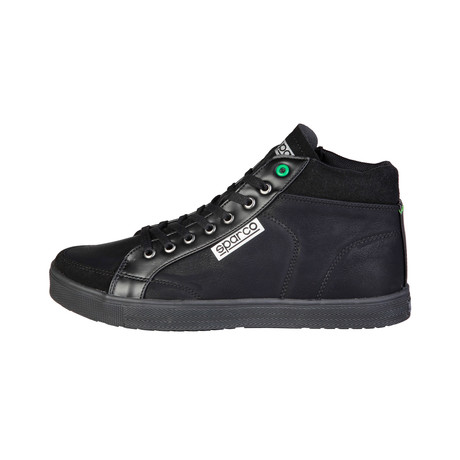 Hilltop High-Top Sneaker // Black (Euro: 39)