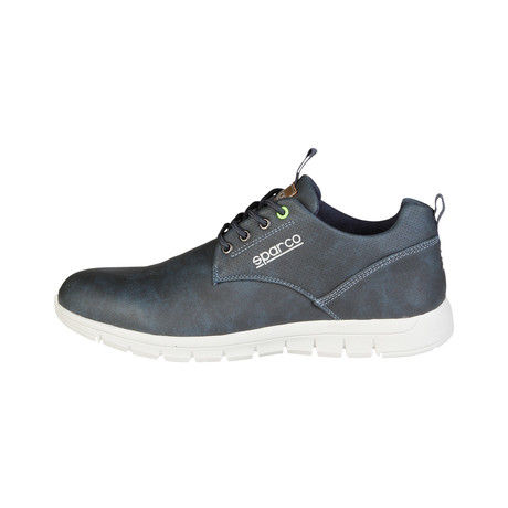 Ladoux Low-Top Sneaker // Blue