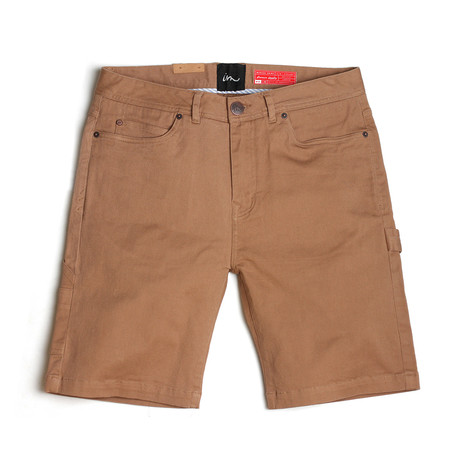 Mercer Carpenter Short // Khaki
