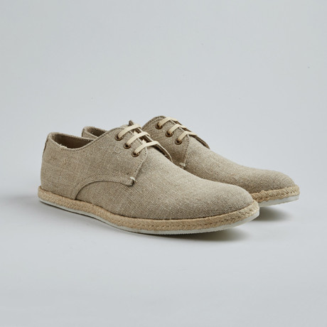 Well Played Low-Top Sneaker // Natural