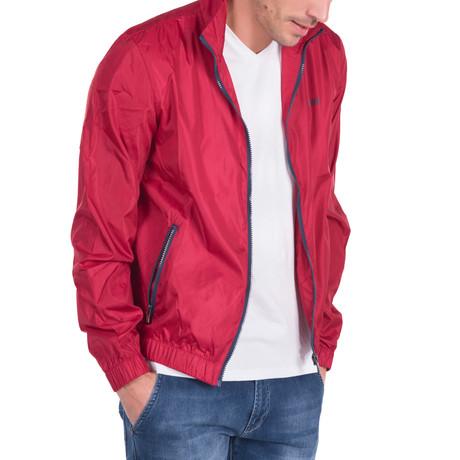Cheyne Jacket // Red