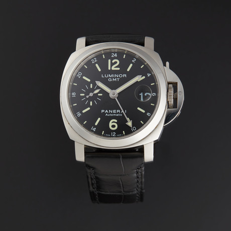 Panerai Luminor GMT Automatic // PAM00244 // Pre-Owned