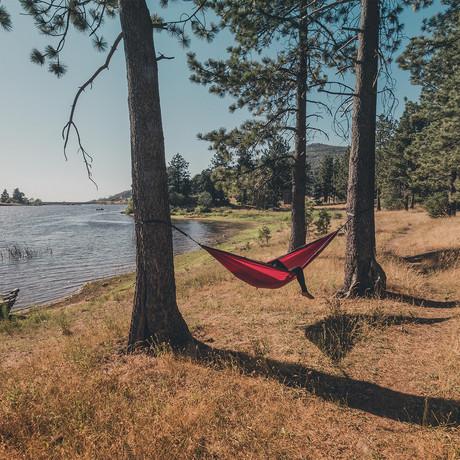 Sequoia Double Hammock // Ember