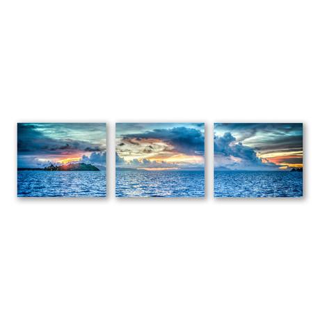 Bora Bora Triptych