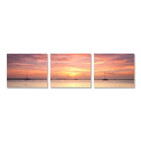 Sail Away Triptych