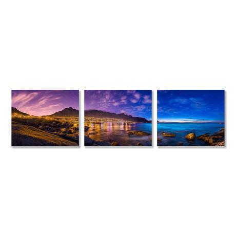 Seychelles Triptych