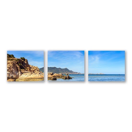 The Bluff Triptych