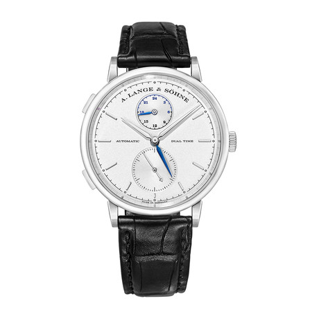 A. Lange & Sohne Saxonia Dual Time Automatic // 385.026
