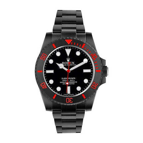 Rolex Submariner // 114060DLC // Pre-Owned