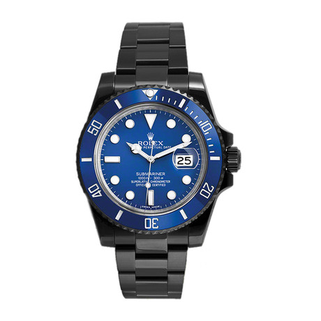 Rolex Submariner // 116610BDLC // Pre-Owned