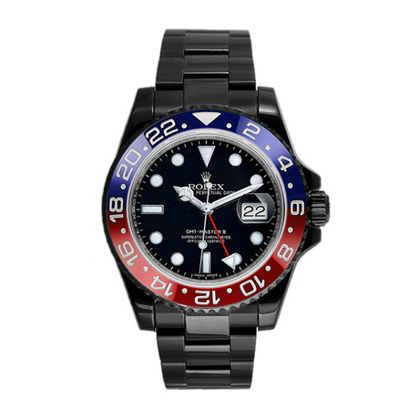 Rolex GMT Master // 116710RDLC // Pre-Owned