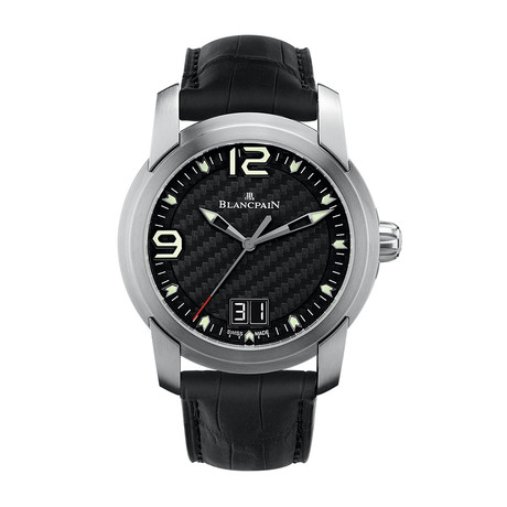 Blancpian L-Evolution R Grande Date Automatic // R10-1103-53B