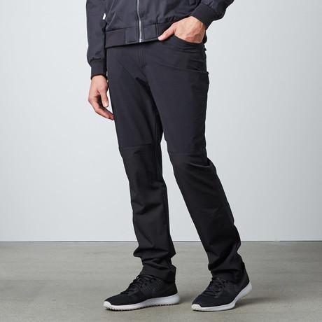 Stavik Pants // Black (XS)