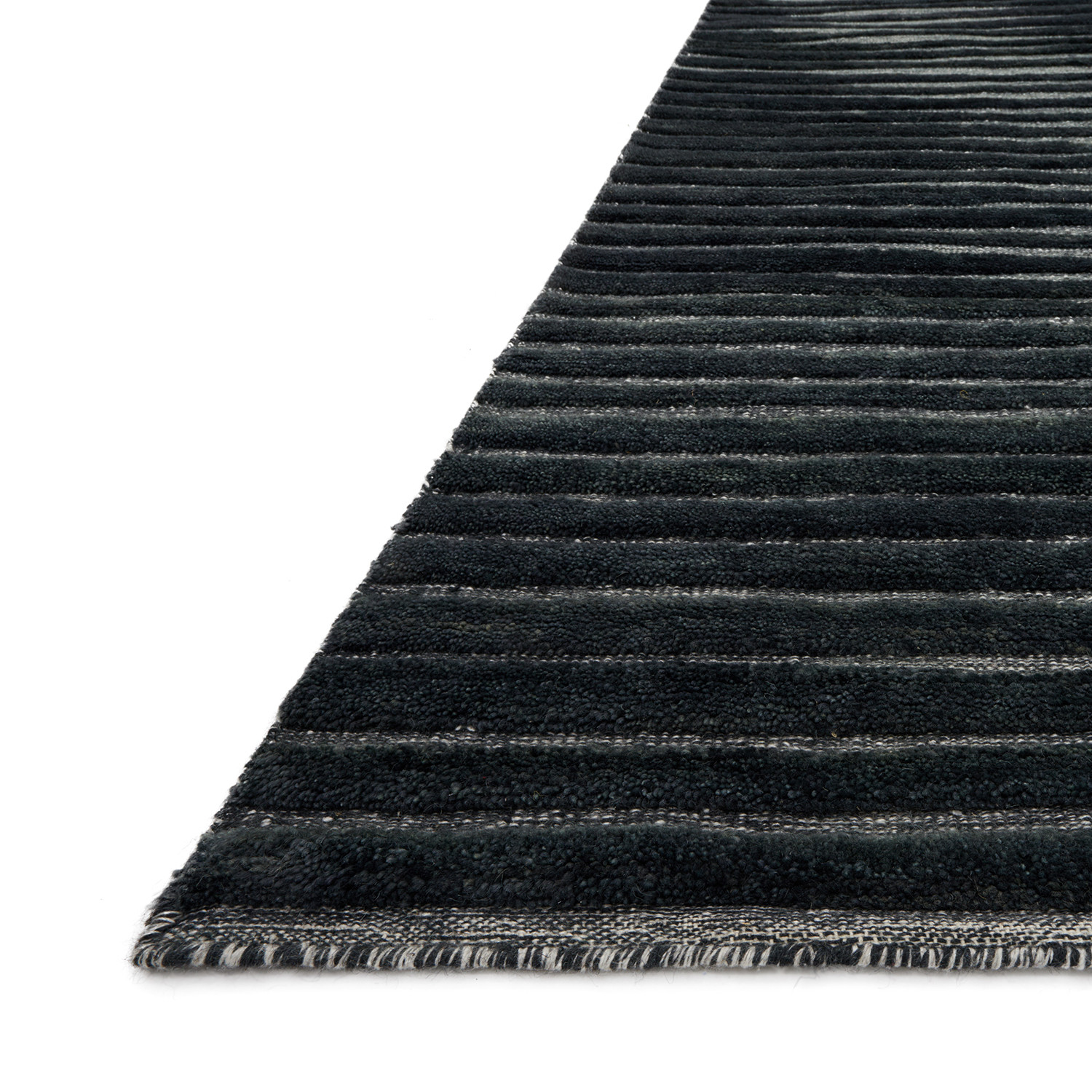 Cadence Charcoal 10 X 14 Loloi Rugs Touch Of
