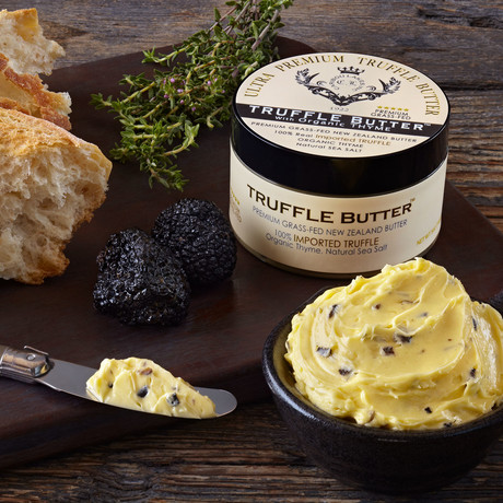 Truffle Oil Butter // Set of 3