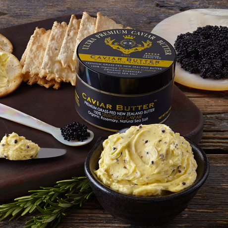 Caviar Butter // Set of 3