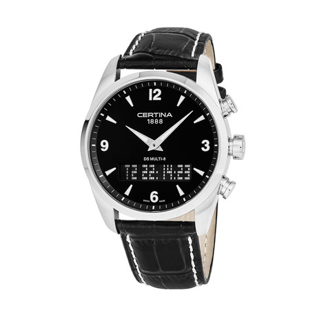 Certina DS Multi 8 Quartz // C020.419.16.057.00