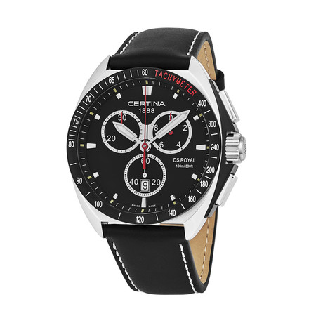 Certina DS Chronograph Quartz // C010.417.16.051.01