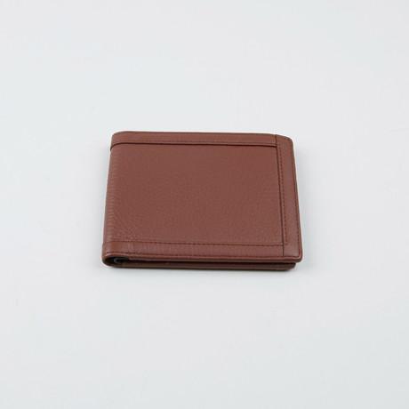 Deerskin Wallet // Cinnamon