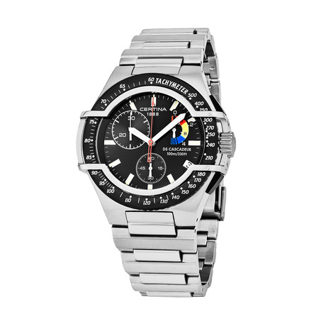 Certina DS Cascadeur Chronograph Quartz // C003.417.11.051.00