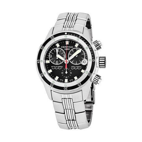 Certina DS Chronograph Quartz // C007.417.11.051.00