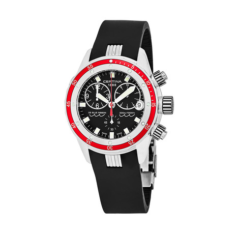 Certina DS Chronograph Quartz // C007.417.17.051.00