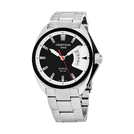 Certina DS Royal Quartz // C010.410.11.051.00