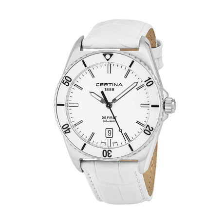 Certina DS First Quartz // C014.410.16.011.00