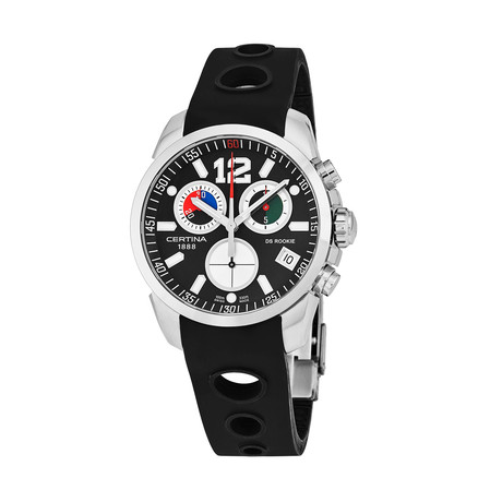 Certina DS Rookie Chronograph Quartz // C016.417.17.057.00