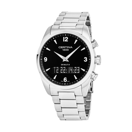 Certina DS Multi 8 Quartz // C020.419.11.057.00