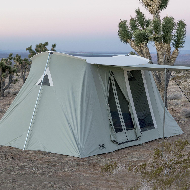 Springbar Highline Tent (6 Person) & Springbar Highline Tent (6 Person) - Springbar Canvas - Touch of ...