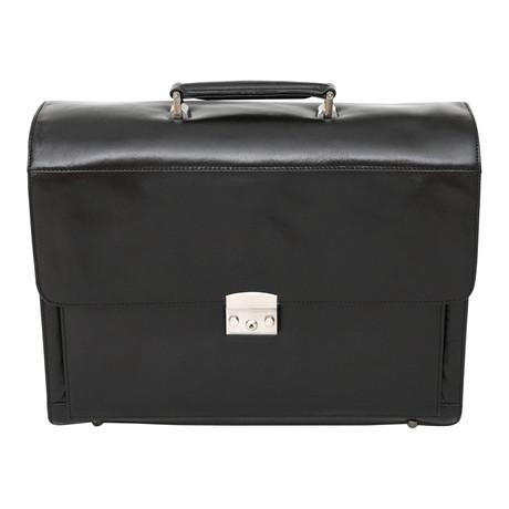 Chieti Organizer Bag // Black