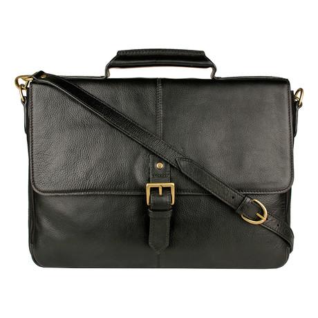 Charles Laptop Work Bag // 15 // Black