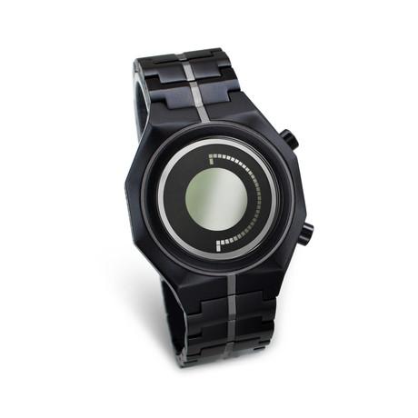 Tokyoflash Maru Digital // Silver + Black LCD