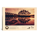 "Everglades National Park (26""W x 18""H x 0.75""D)"
