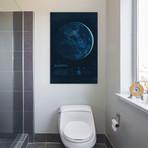 """Earth (26""""W x 18""""H x 0.75""""D)"""