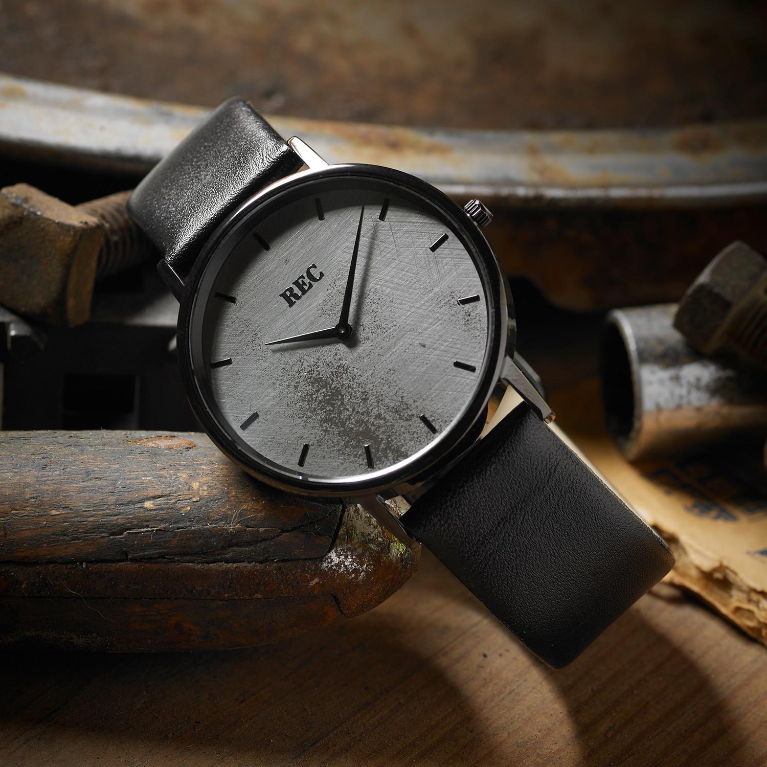 REC Watches Minimalist Quartz // L3 - Unusual watches - Touch of Modern