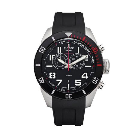 Elysee Yachting Timer Chronograph Quartz // 94000