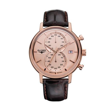 Elysee Minos Chronograph Quartz // 83821