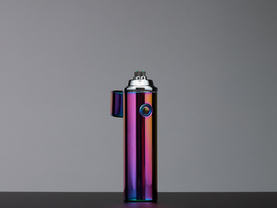 Photo of Box & Accent Upgraded Plasma Lighters Pipe Lighter (Prism) by Touch Of Modern