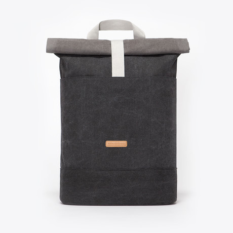 Hajo Backpack // Original Series // Black