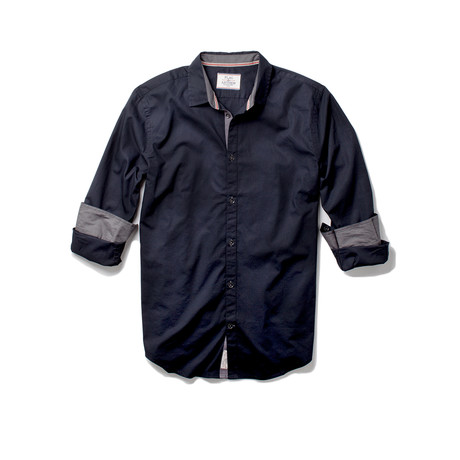Pelham LS Shirt // Black