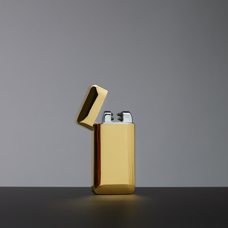 Sensored Lighter // Gold