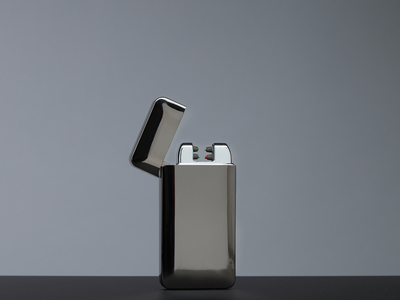 Photo of Box & Accent Upgraded Plasma Lighters Sensored Lighter (Gunmetal) by Touch Of Modern